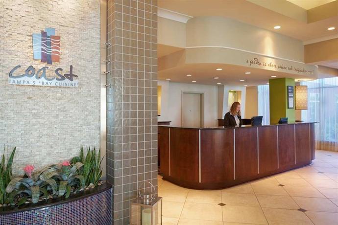 Hilton Garden Inn Tampa Airport Westshore Hotels Tampa