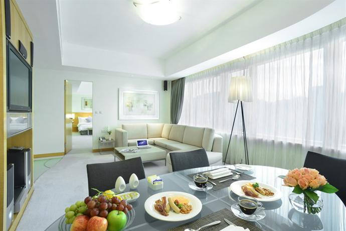 Best Price on L'Hotel Causeway Bay Harbour View in Hong