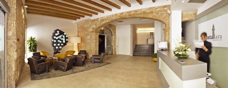 Santa clara urban hotel spa palma de mallorca compare for Academy salon santa clara