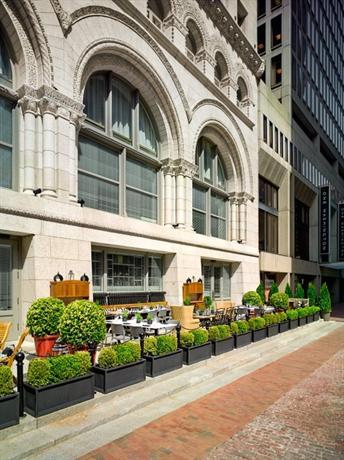 Ames Boston Hotel Curio Collection by Hilton