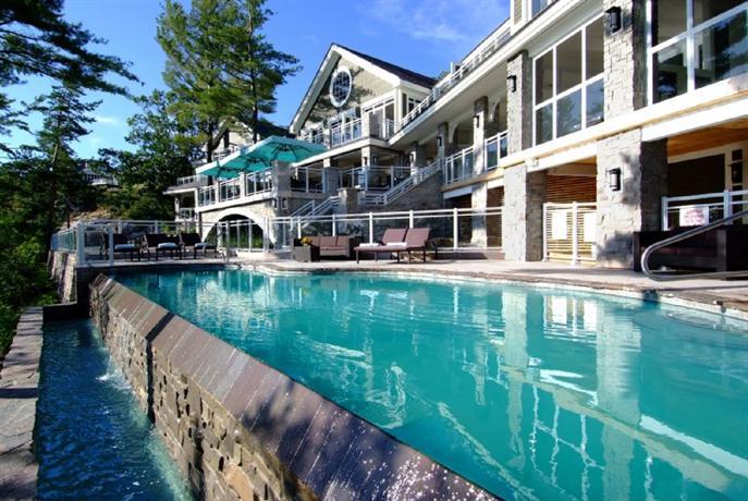 About Touchstone On Lake Muskoka Resort Bracebridge
