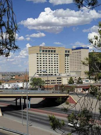 DoubleTree by Hilton El Paso Downtown/City Center