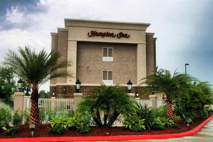 Hampton Inn Orange Texas