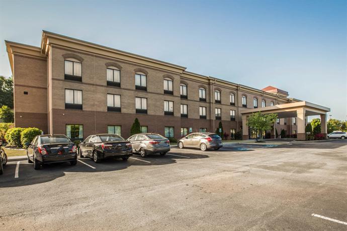 Comfort Suites Spartanburg