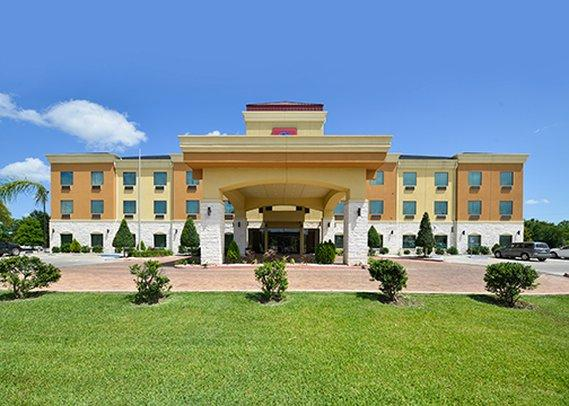 Comfort Suites Bay City Texas
