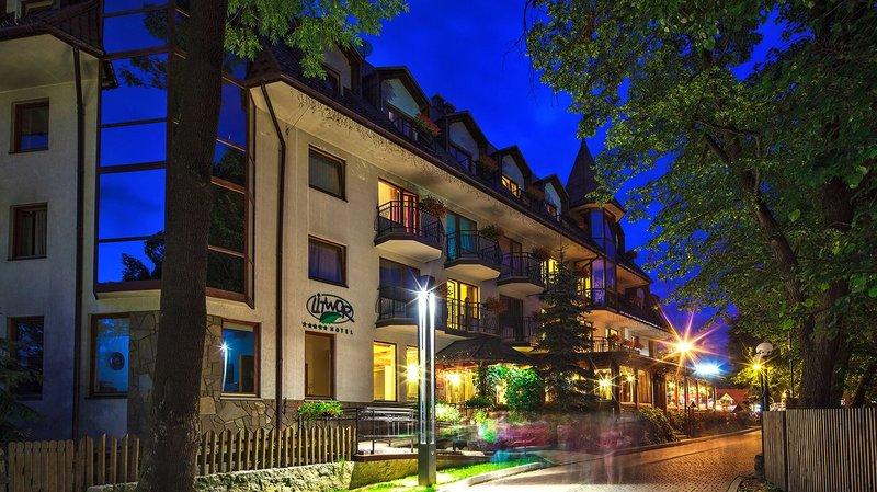Hotel litwor zakopane compare deals for Hotels zakopane