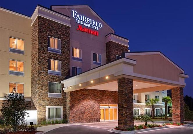 Fairfield Inn & Suites Jacksonville West Chaffee Point