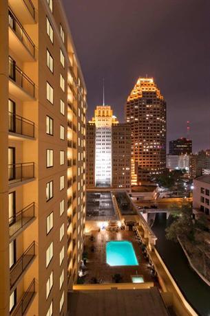 Embassy Suites San Antonio Riverwalk-Downtown