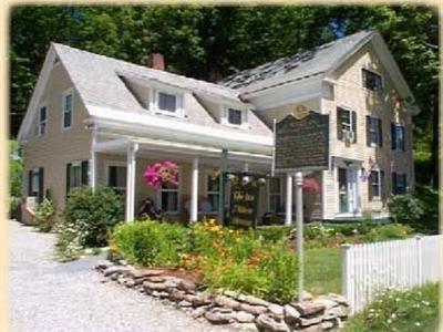 The Ira Allen House
