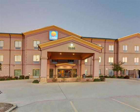 Comfort Inn And Suites Carthage Texas