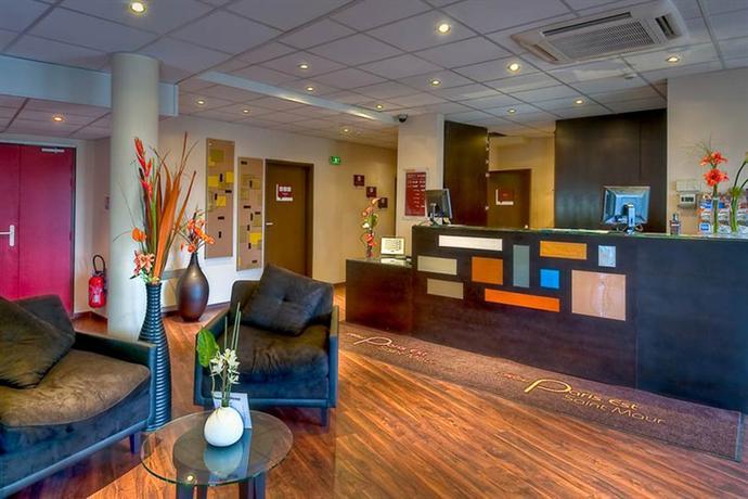 hotel saint maur creteil. Black Bedroom Furniture Sets. Home Design Ideas