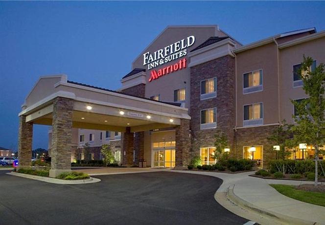 Fairfield Inn & Suites Montgomery EastChase