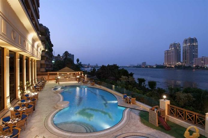 Hilton cairo zamalek residences il cairo offerte in corso for Terrace hilton zamalek