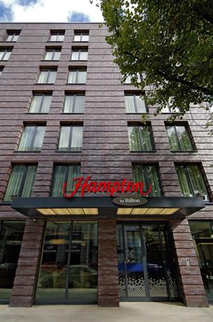 Hampton by Hilton Berlin City West