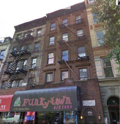 Saint Marks Place Studio Apartments New York City