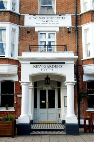 The Kew Gardens Hotel London Londra Offerte In Corso
