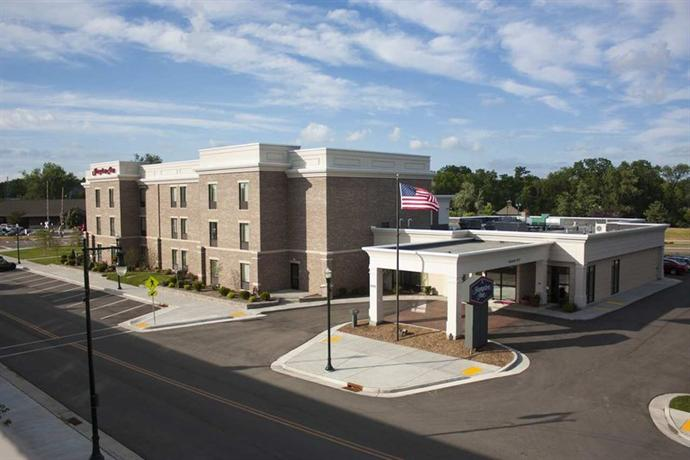 Hampton Inn Burlington Wisconsin