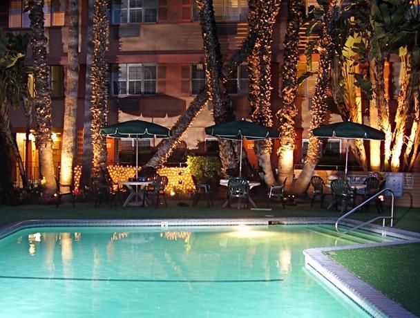 Saga Motor Hotel Pasadena Compare Deals