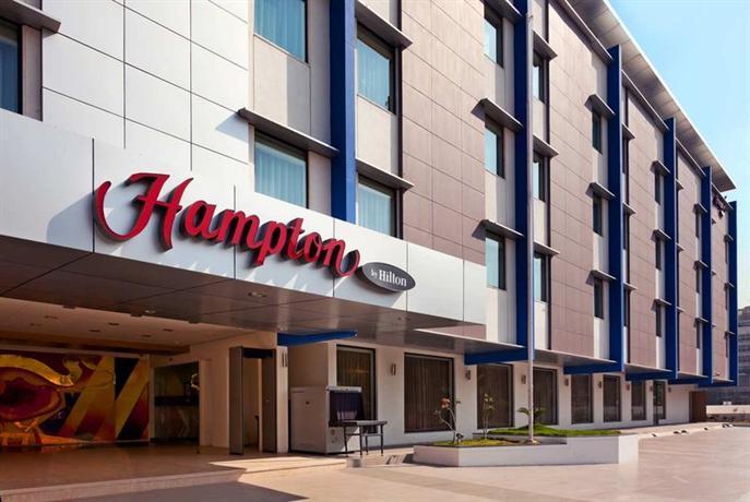 Hampton Inn Vadodara-Alkapuri