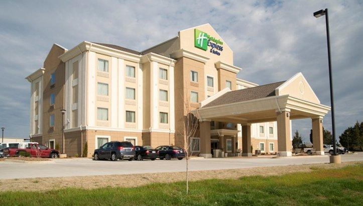 Holiday Inn Express Hotel & Suites Morrilton