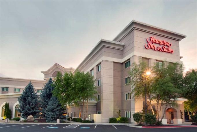 Hampton Inn & Suites Spectrum Boise
