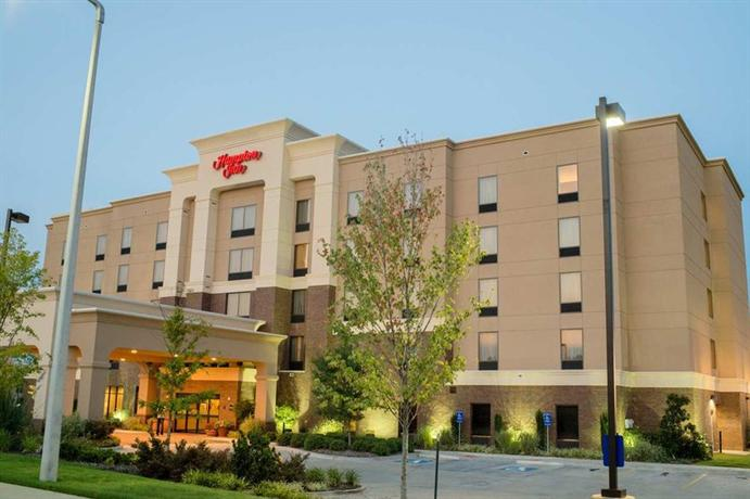 Hampton Inn Oxford Conference