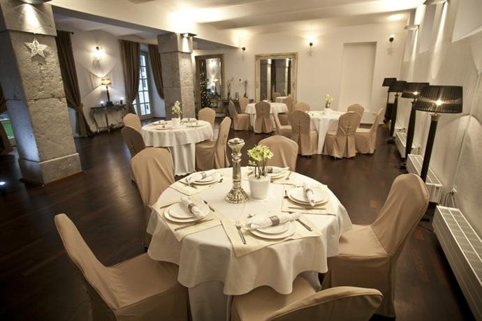 Antiq palace small luxury hotels of the world ljubljana for Small hotels of the world
