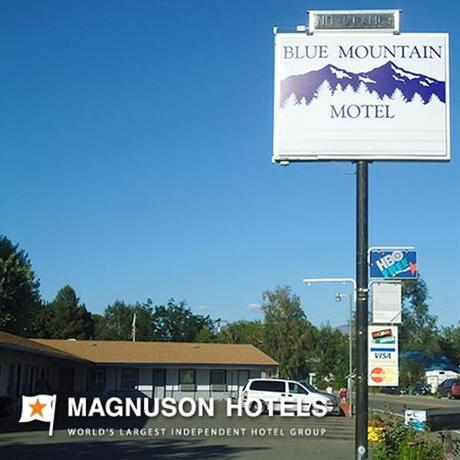 Blue Mountain Motel Okanogan