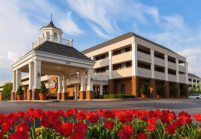 The Inn at Opryland A Gaylord Hotel
