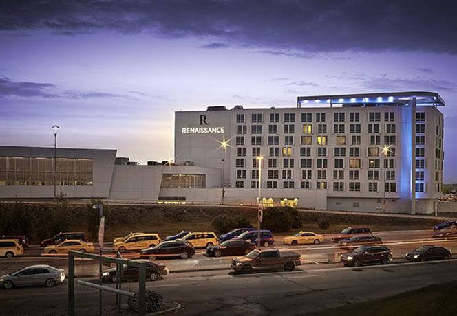 Renaissance Edmonton Airport Hotel A Marriott Luxury & Lifestyle