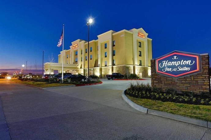 Hampton Inn and Suites Missouri City
