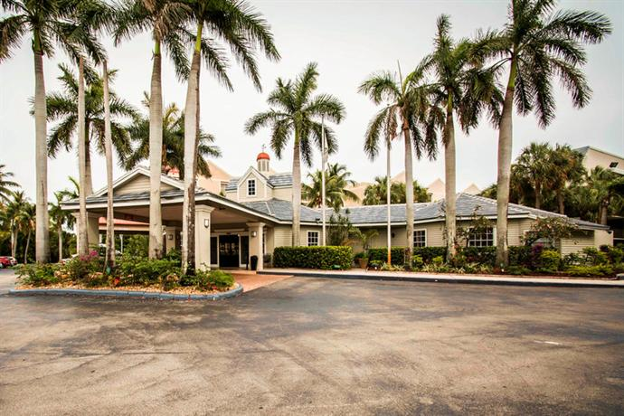 Quality Inn & Suites Ft Lauderdale Airport Cruise Port South