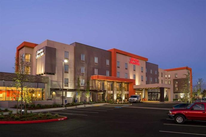 Hampton Inn and Suites Vancouver/East