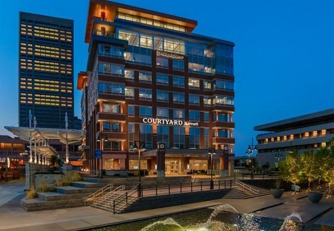 Courtyard by Marriott Buffalo Downtown Canalside