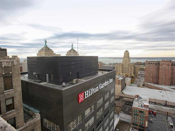 Hilton Garden Inn Buffalo-Downtown