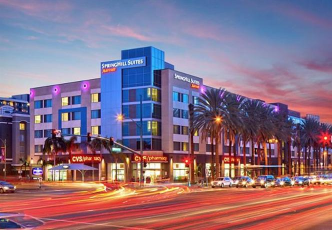 SpringHill Suites by Marriott at Anaheim Resort Area Convention Center