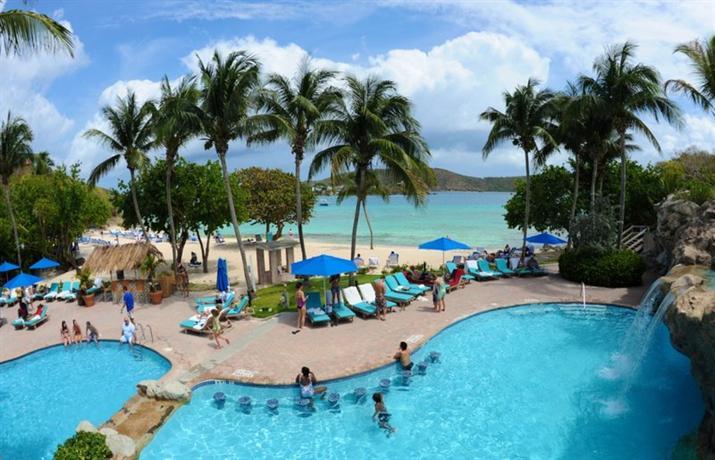 Sugar Bay Resorts And Spa St John Terrace