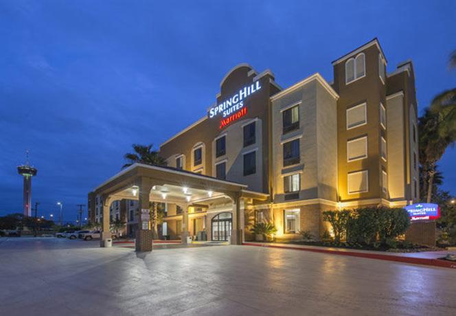 SpringHill Suites by Marriott San Antonio Downtown-Riverwalk Area
