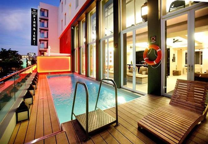 Protea Hotel Fire & Ice Cape Town
