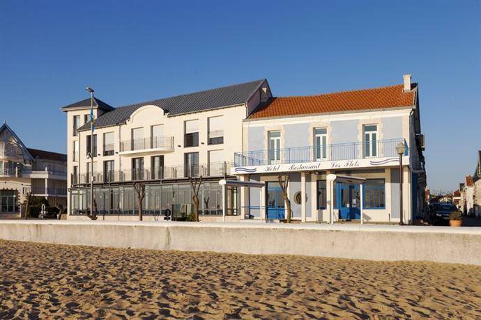 Hotel Restaurant Les Flots