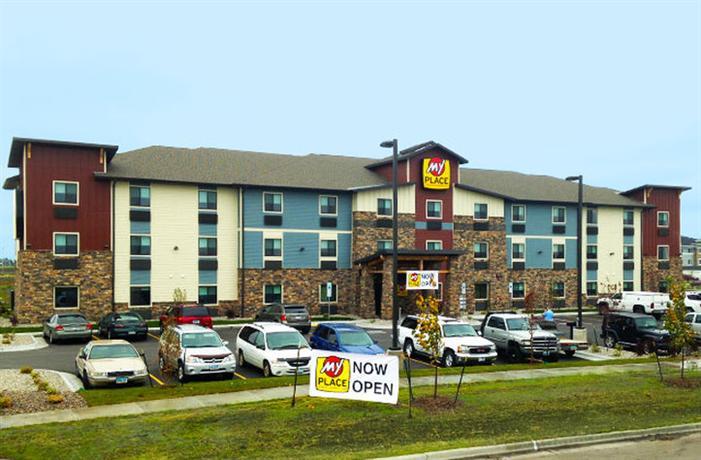 My Place Hotel-Fargo ND