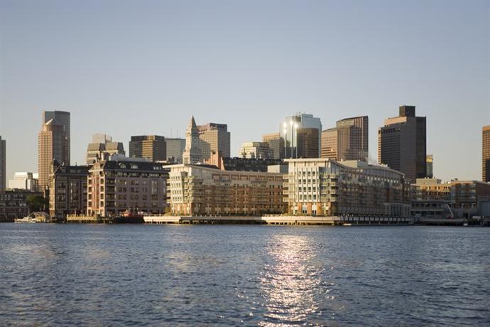 Battery Wharf Hotel Boston Waterfront