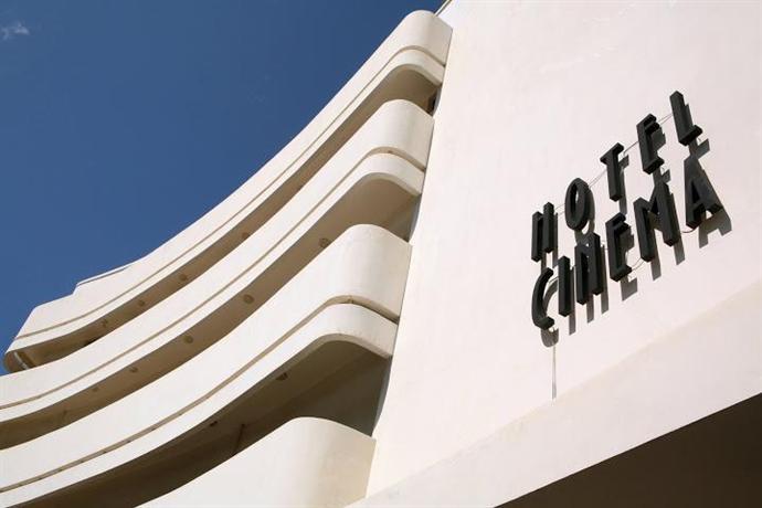 Cinema Hotel Отель Синема