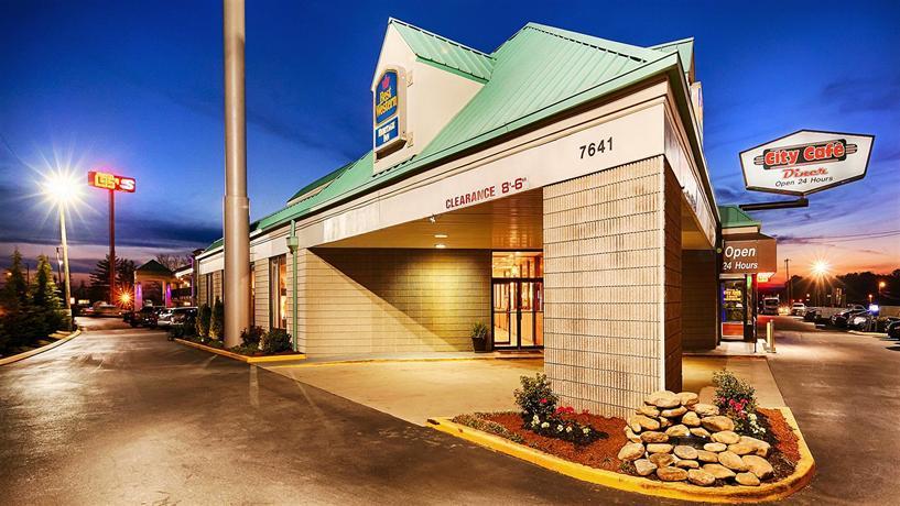 Best Western Heritage Inn Chattanooga