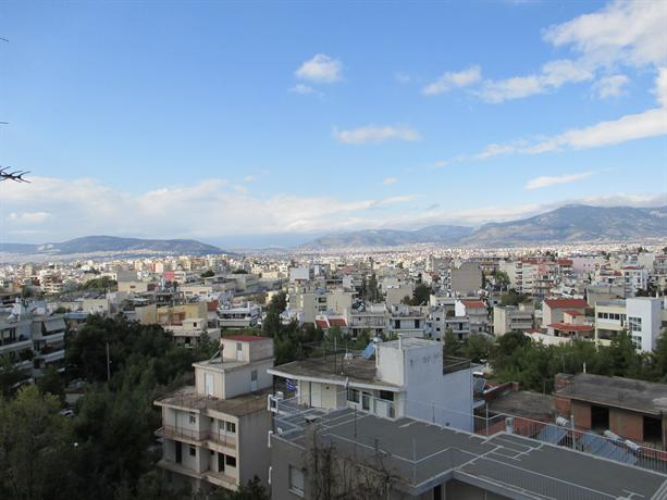 A Stunning view over Athens Free Transfer