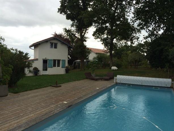 Petite maison au calme avec piscine anglet confronta le for Petite maison avec piscine