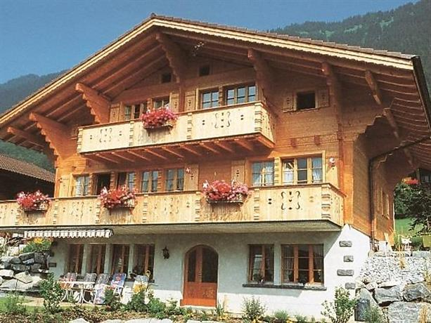 Schwizi's Holiday Apartments Ringgenberg