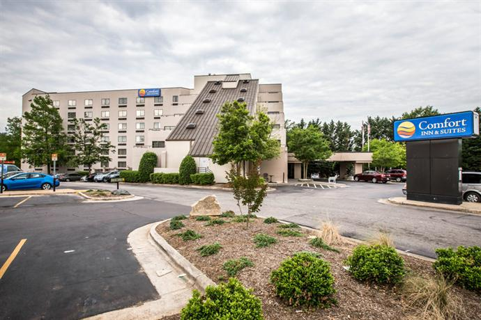 Comfort Inn and Suites Raleigh