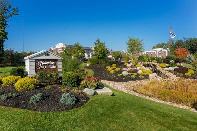 Hampton Inn & Suites Hartford Farmington