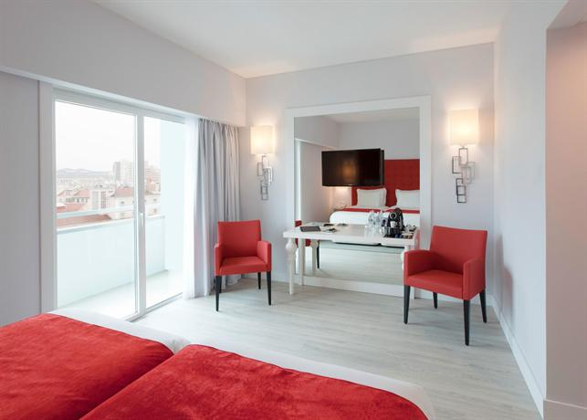 Lutecia smart design hotel lisbon compare deals for Design hotel portugal